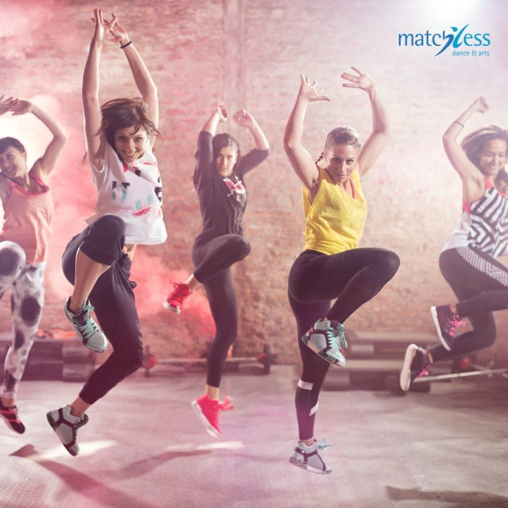 Matchless Dance Urban Ragga Hip Hop