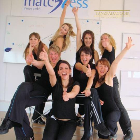 Matchless Tanzpädagogik Ausbildung Schweiz