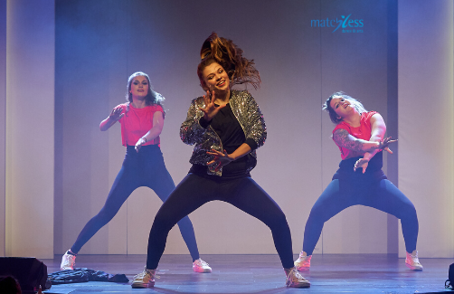 Matchless Dance and Arts Urban Dance Zugermesse Show 2019