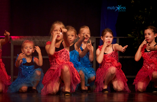 Matchless Dance and Arts Kindertanz Zug