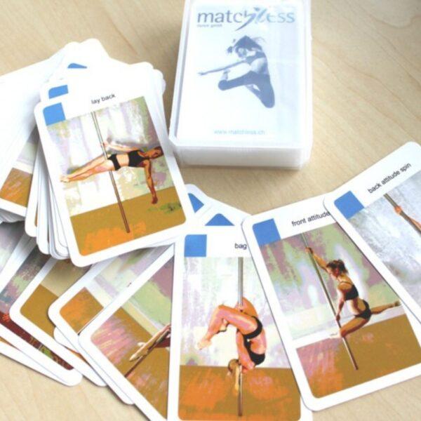 Matchless Pole Dance Moves Kartenset kaufen